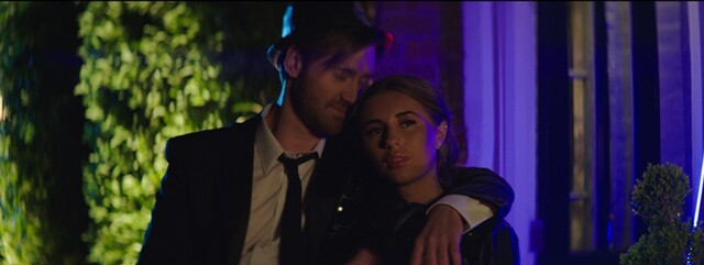 James de'Val & Dani Dyer in HECKLE