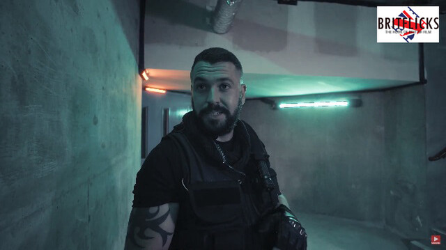 Shayne Ward as Will Stanton in Tom Paton's horror STAIRS