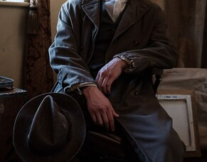 Josh Myers Talks To Britflicks About His Role In British Gangster Epic ONCE UPON A TIME IN LONDON