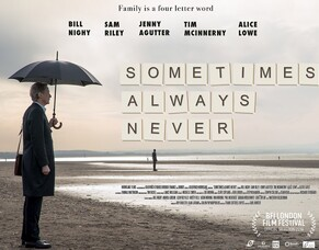 Trailer Drops For SOMETIMES ALWAYS NEVER Starring Bill Nighy & Sam Riley