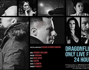 DRAGONFLIES ONLY LIVE FOR 24 HOURS To Celebrate World Premiere At BAFTA195