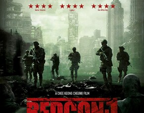 Trailer Drops For Chee Keong Cheung's Zombie Action Movie REDCON-1