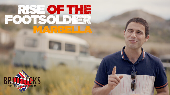 RISE OF THE FOOTSOLDIER 4 MARBELLA - Roland Manookian as Craig Rolfe