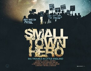 Darren Bolton Talks About His Mockumentary-Styled Dark Comedy Debut Feature Film, SMALL TOWN HERO.