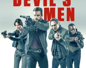 Trailer & Images Drop For British Action Movie ALL THE DEVIL'S MEN