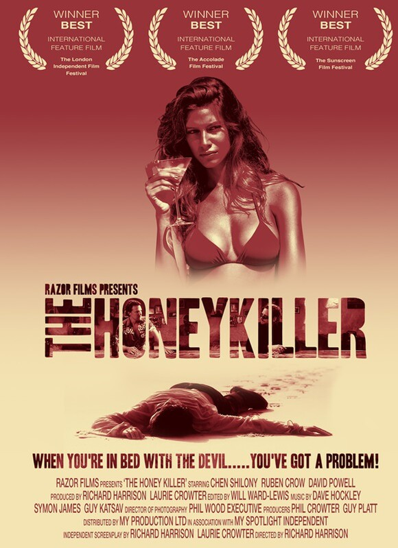 THE HONEY KILLER FILM POSTER