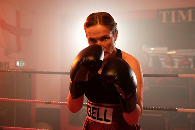 THE FIGHT - Boxing drama starring JESSICA HYNES