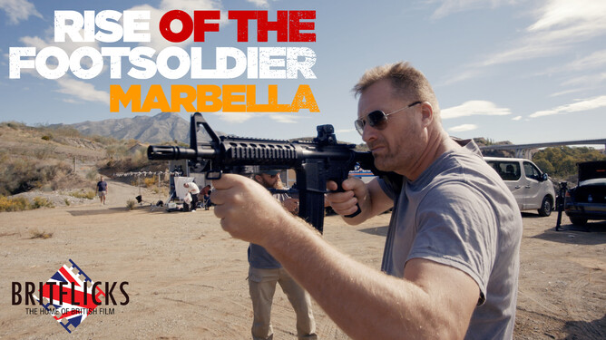RISE OF THE FOOTSOLDIER 4 MARBELLA - Latest British Gangster Films