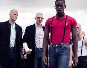 Adewale Akinnuoye-Agbaje Skinhead Drama FARMING To Be Released In Cinemas 27 September 2019.