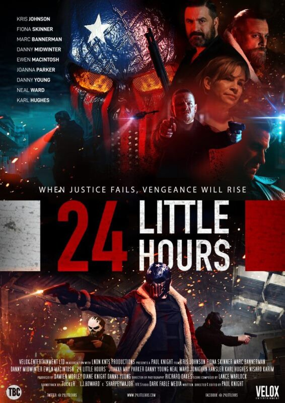 24 LITTLE HOURS FILMPOSTER AND TEASER TRAILER #2