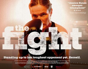 Alexa Dalby Looks At Jessica Hynes' Boxing Drama THE FIGHT.
