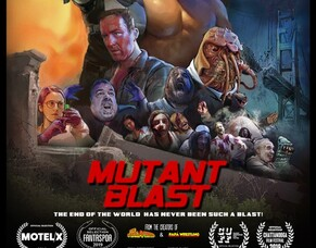 MUTANT BLAST - Arrow Video FrightFest 2019 Film Review.