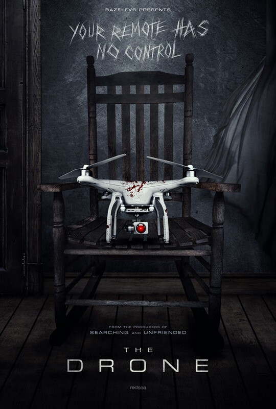 THE DRONE - Jordan Rubin - FrightFest 2019 review