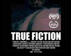 Writer/Director Braden Croft Talks About His Horror TRUE FICTION Ahead Of Arrow Video FrightFest European Premiere.