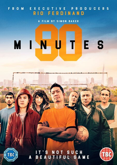 90 MINUTES - Football comedy - latest British movies