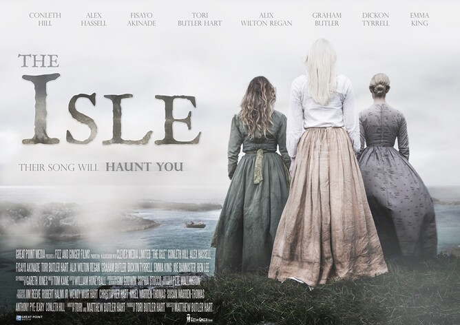 THE ISLE film trailer - Matthew Butler-Hart
