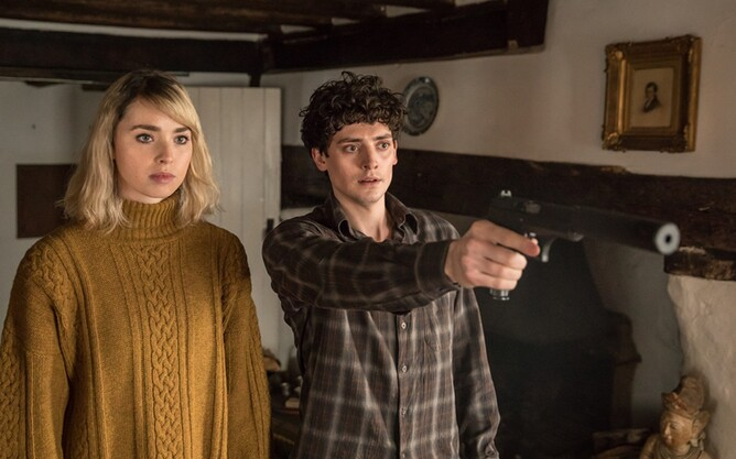 Dead In A Week or your money back - British Comedy - Aneurin Barnard, Freya Mavor