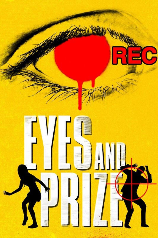EYES AND PRIZE - Oliver Cane - Film Poster 2019 - British horror Film