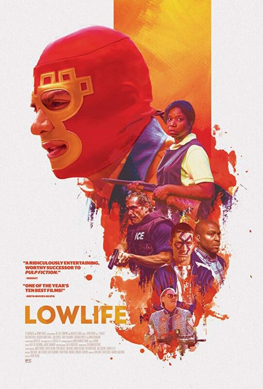 LOWLIFE film review - horror movie