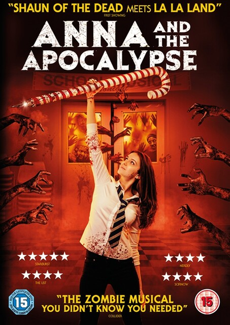 ANNA AND THE APOCALYPSE - John McPhail - Ella hunt - Zombie Musical