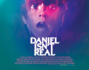 DANIEL ISN'T REAL - Arrow Video FrightFest 2019 Film Review.