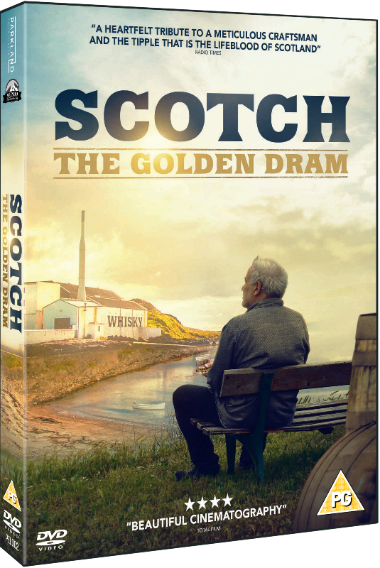 Andrew Peat's SCOTCH - THE GOLDEN DRAM Released On DVD.
