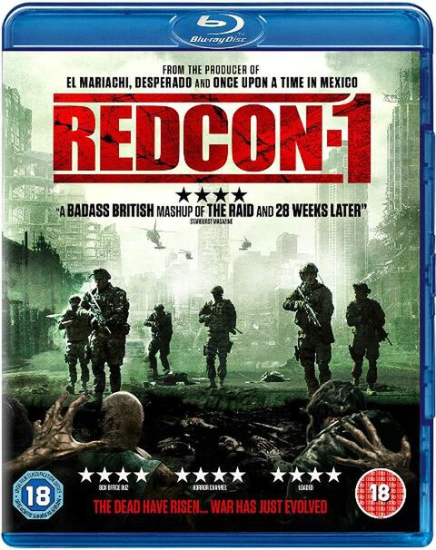Top UK Film Trailers - Redcon-1