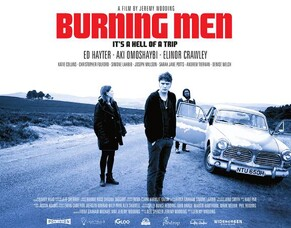 Jeremy Wooding Talks About His Road Movie BURNING MEN On The BritFlicks Podcast.
