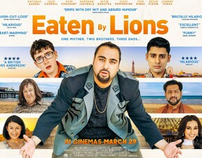 Jason Wingard Talks About His Comedy Road Movie EATEN BY LIONS On The BritFlicks Podcast.