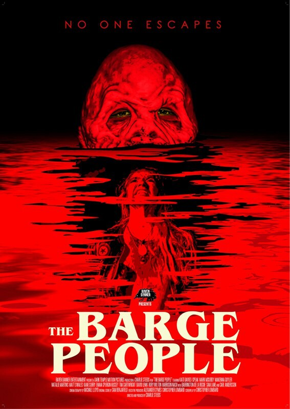 The  Barge People film poster - Charlie Steeds