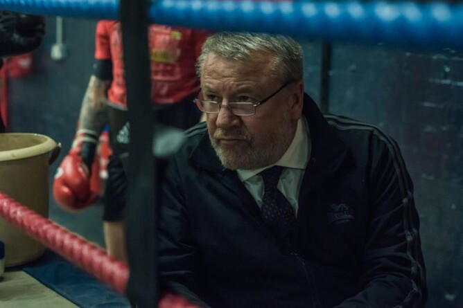 Ray Winstone in Boxing drama JAWBONE