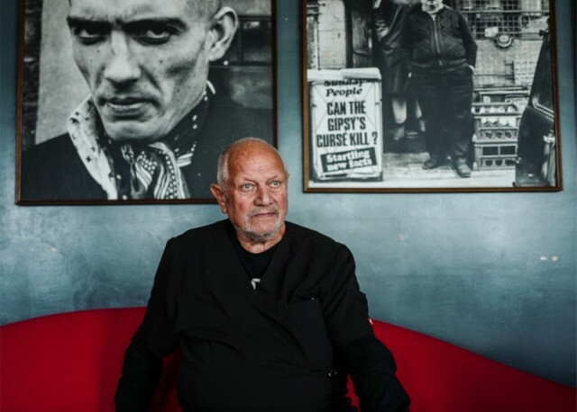 Steven Berkoff - THE LAST FAUST, Goethe, Philipp Humm. Dr Goodfellow,