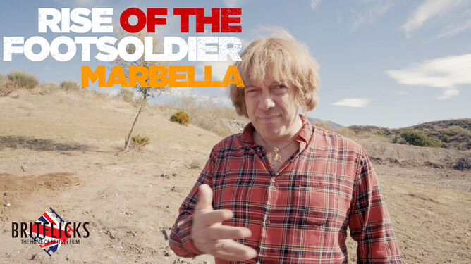 RISE OF THE FOOTSOLDIER 4 MARBELLA - Terry Stone as Tony Tucker