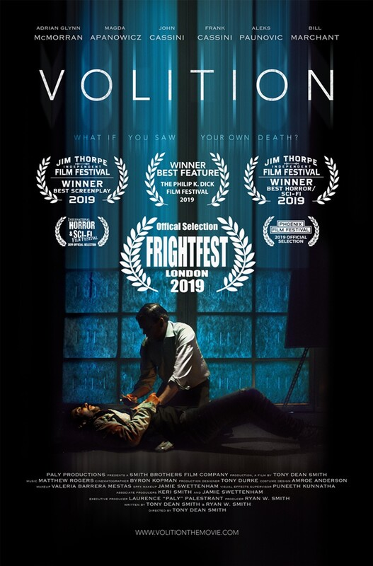 VOLITION film Poster 2019
