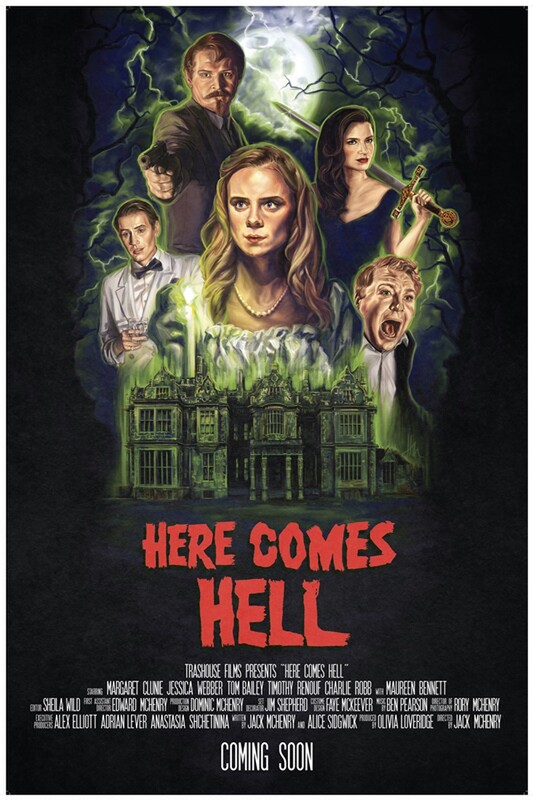 Here Comes Hell - Jack McHenry - Frightfest 2019 - British horror