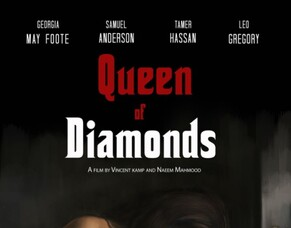 Artist Vincent Kamp Co-Directs QUEEN OF DIAMONDS Starring Tamer Hassan & Leo Gregory To Inspire New Gangster ArtWorks.