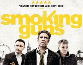 BritFlicks Reviews Savvas D. Michael's SMOKING GUNS.