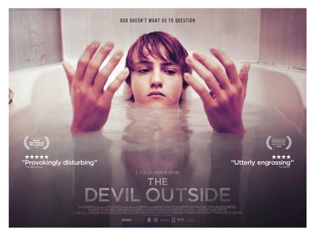 THE DEVIL OUTSIDE - 2019 Andrew Hulme