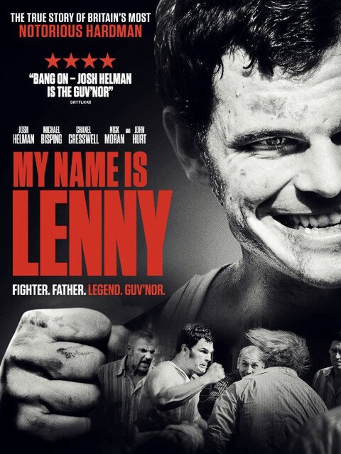 My Name Is Lenny film poster