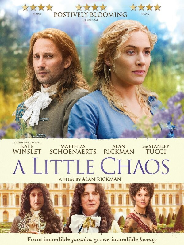 A LITTLE CHAOS - Film Review - Kate Winslet period drama