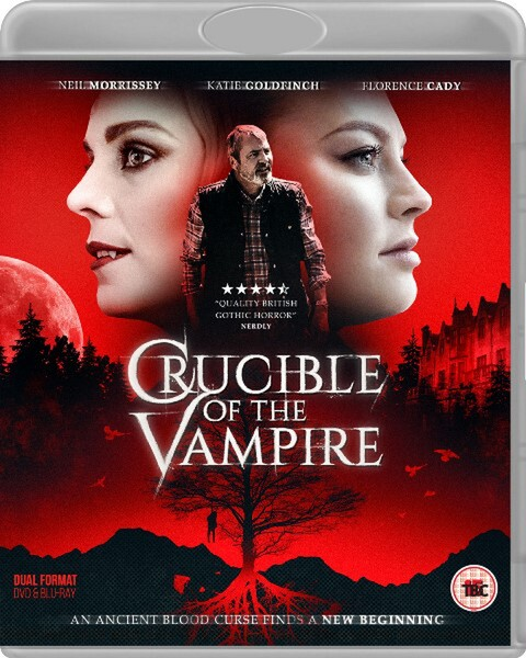 CRUCIBLE OF THE VAMPIRE dual format edition