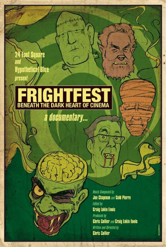 FrightFest: Beneath the Dark Heart of Cinema - Horror Film Festival Documentary