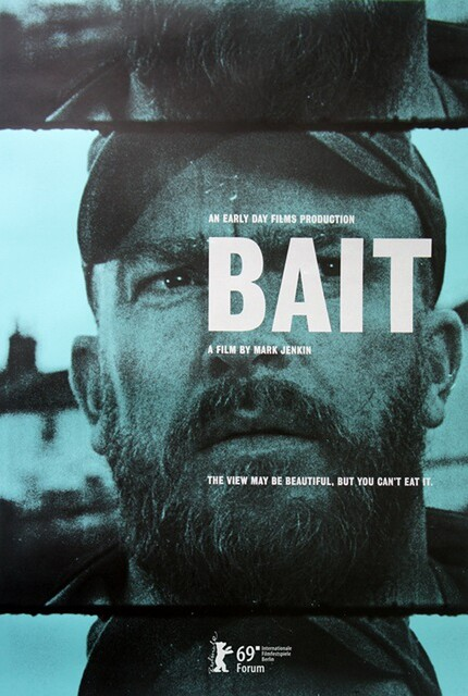 BAIT - British Film, UK Film, Mark Jenkin, 1976 Bolex, Kodak, 16mm, Berlinale, 2019