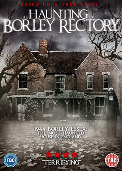 THE HAUNTING OF BORLEY RECTORY - British horror movie