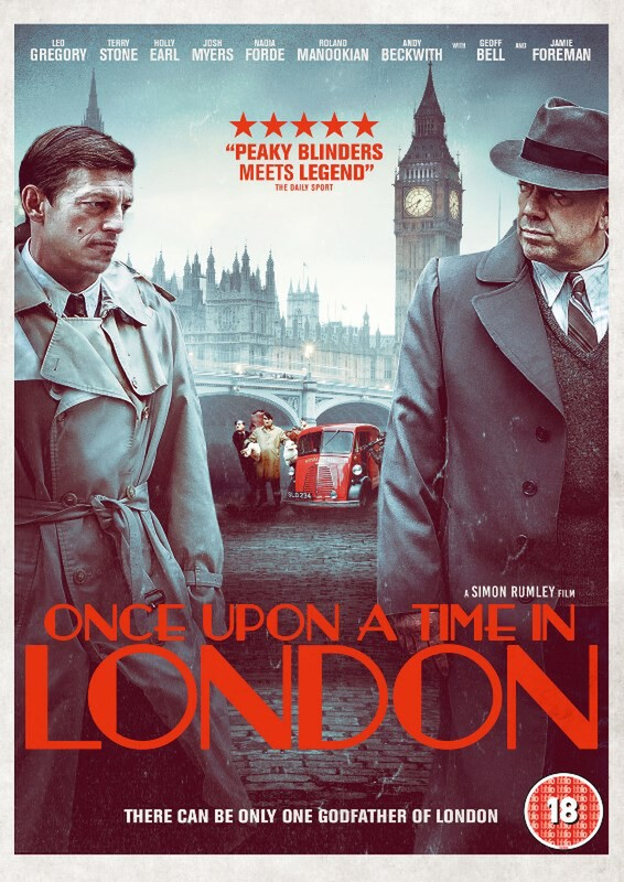 once upon a time in London - British gangster film