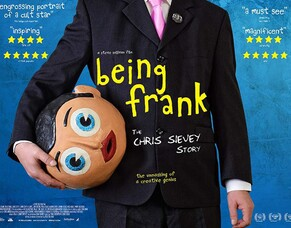 Steve Sullivan Talks About His Documentary BEING FRANK - THE CHRIS SIEVEY STORY.