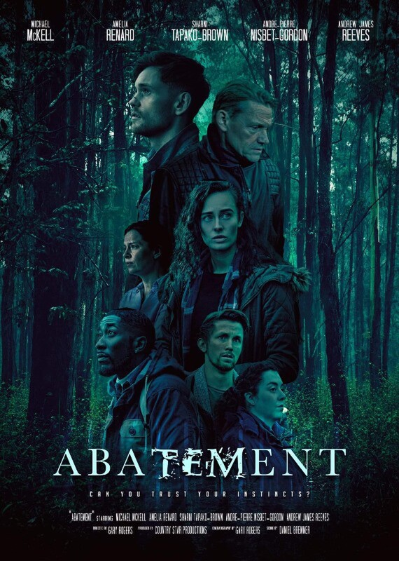 ABATEMENT film trailer (2019) Gary Rogers