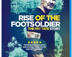 Behind The Scenes Of RISE OF THE FOOTSOLDIER: THE PAT TATE STORY