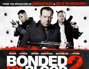 Behind The Scenes Of British Gangster Film BONDED BY BLOOD 2