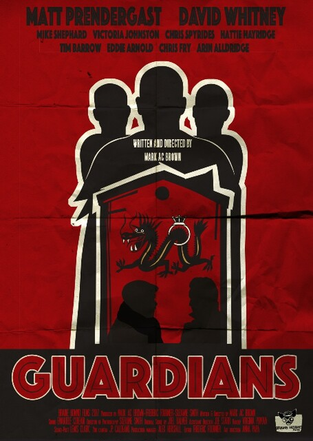 Mark A.C. Brown Talks About His debut feature Film GUARDIANS